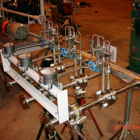 Aqueous Ammonia Injection Manifold