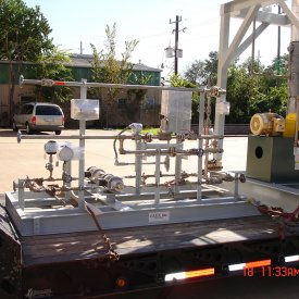 Aqueous Ammonia Forwarding Pump Module